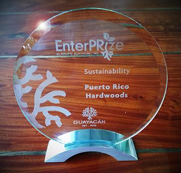Sustainability Award for PRH May 2016
